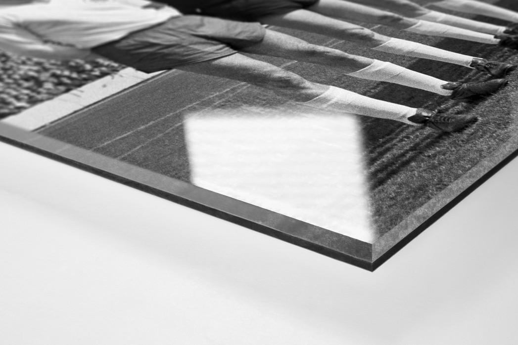 Oberhausen 1967 als Direktdruck auf Alu-Dibond hinter Acrylglas (Detail)