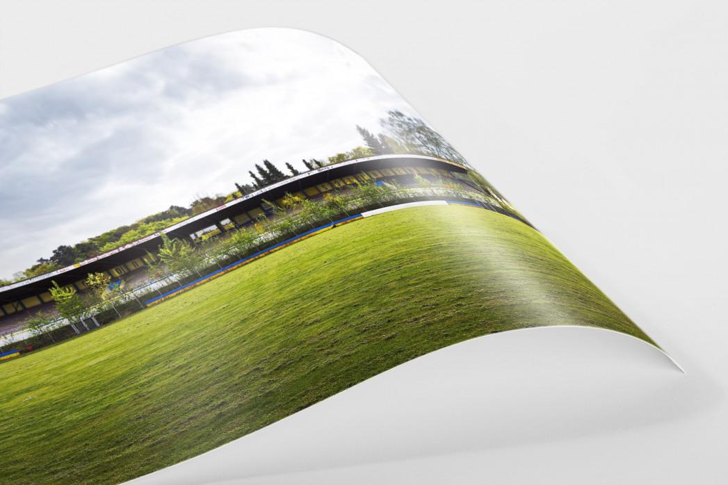 Verlassene Stadien - Solingen (1) als FineArt-Print