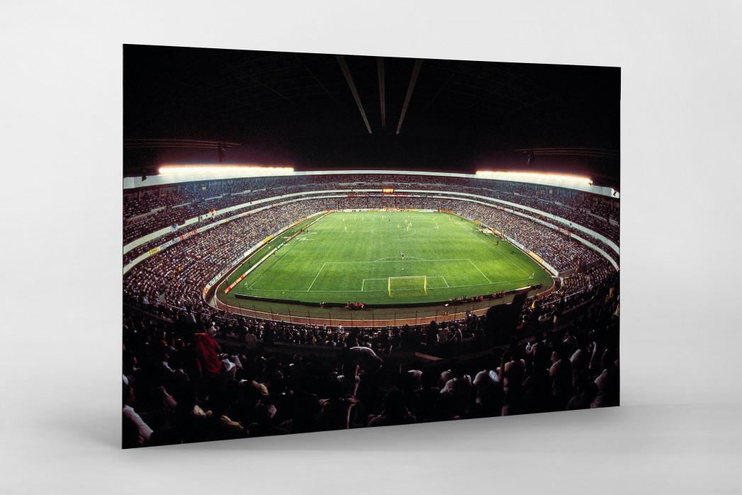 Estadio la Corregidora als auf Alu-Dibond kaschierter Fotoabzug