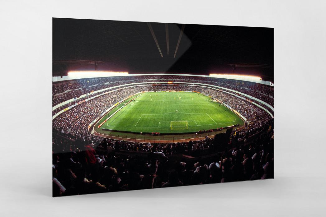 Estadio la Corregidora als Direktdruck auf Alu-Dibond hinter Acrylglas