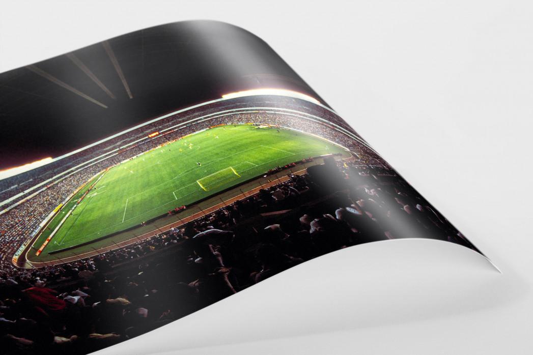 Estadio la Corregidora als FineArt-Print