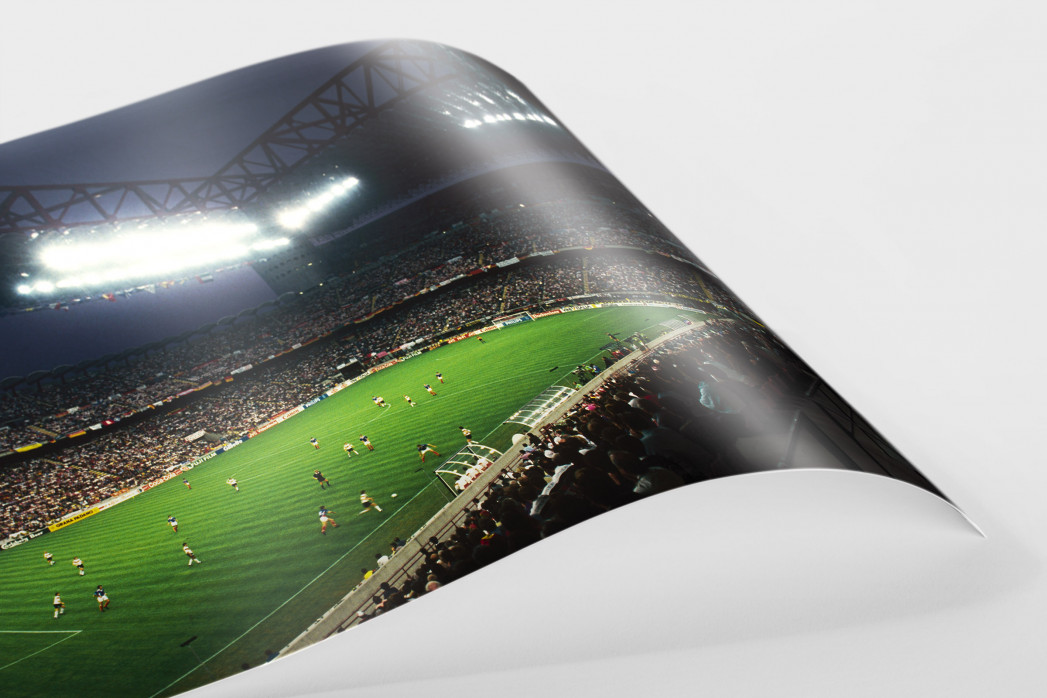 Giuseppe Meazza Stadion als FineArt-Print