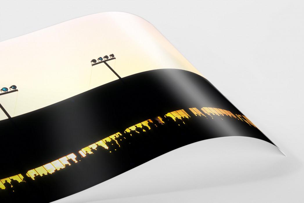 Rostocker Abendsonne als FineArt-Print