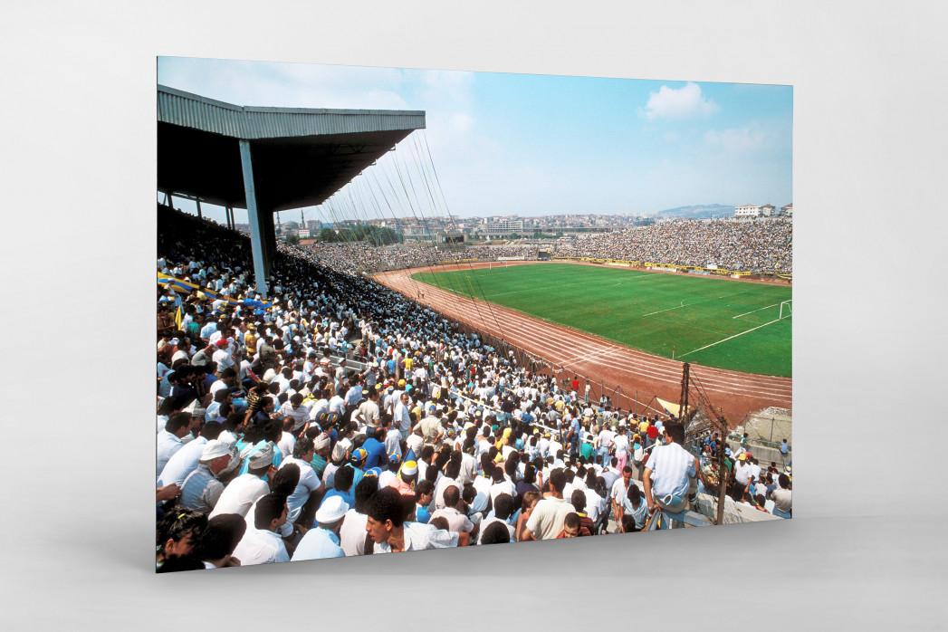 Şükrü-Saracoğlu-Stadion (1991) als auf Alu-Dibond kaschierter Fotoabzug