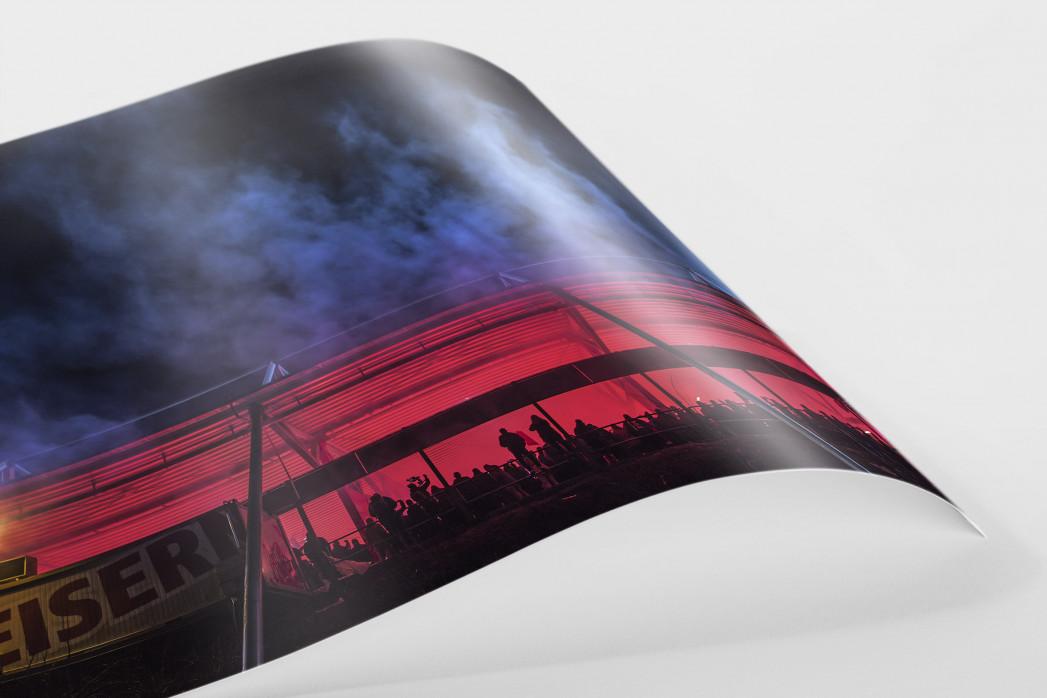 Red Light Special an der Alten Försterei als FineArt-Print