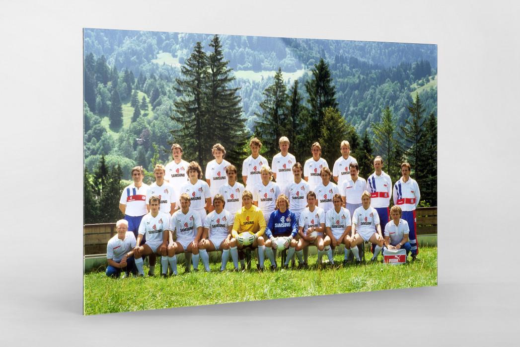 Köln 1988/89 als Direktdruck auf Alu-Dibond hinter Acrylglas