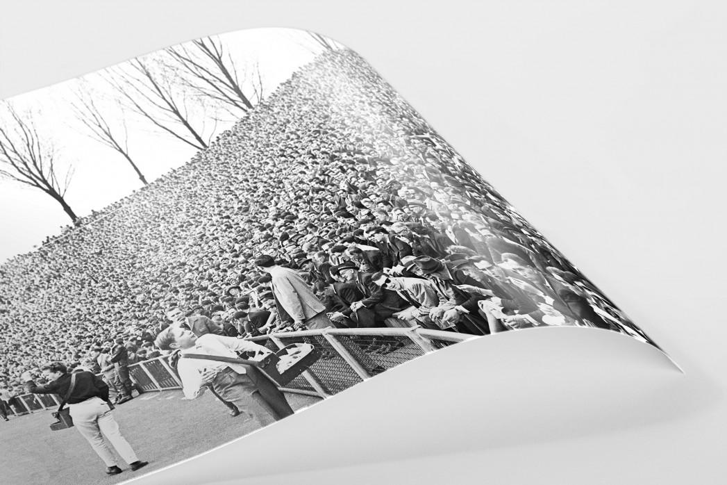 Zuschauer 1965 als FineArt-Print