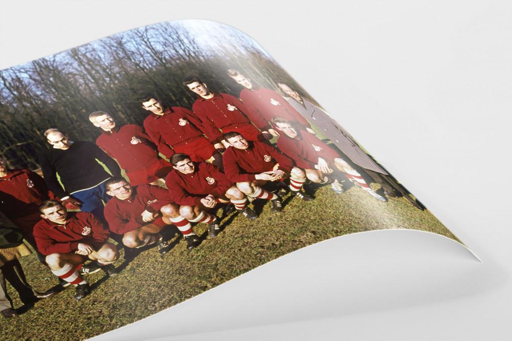 Köln 1961/62 als FineArt-Print