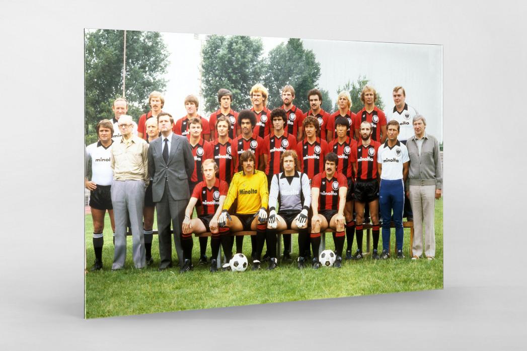 Frankfurt 1979/80 als Direktdruck auf Alu-Dibond hinter Acrylglas