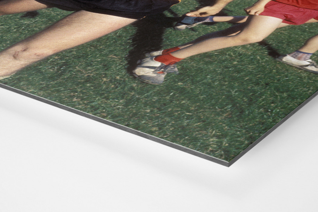 Riedel in Freude als auf Alu-Dibond kaschierter Fotoabzug (Detail)