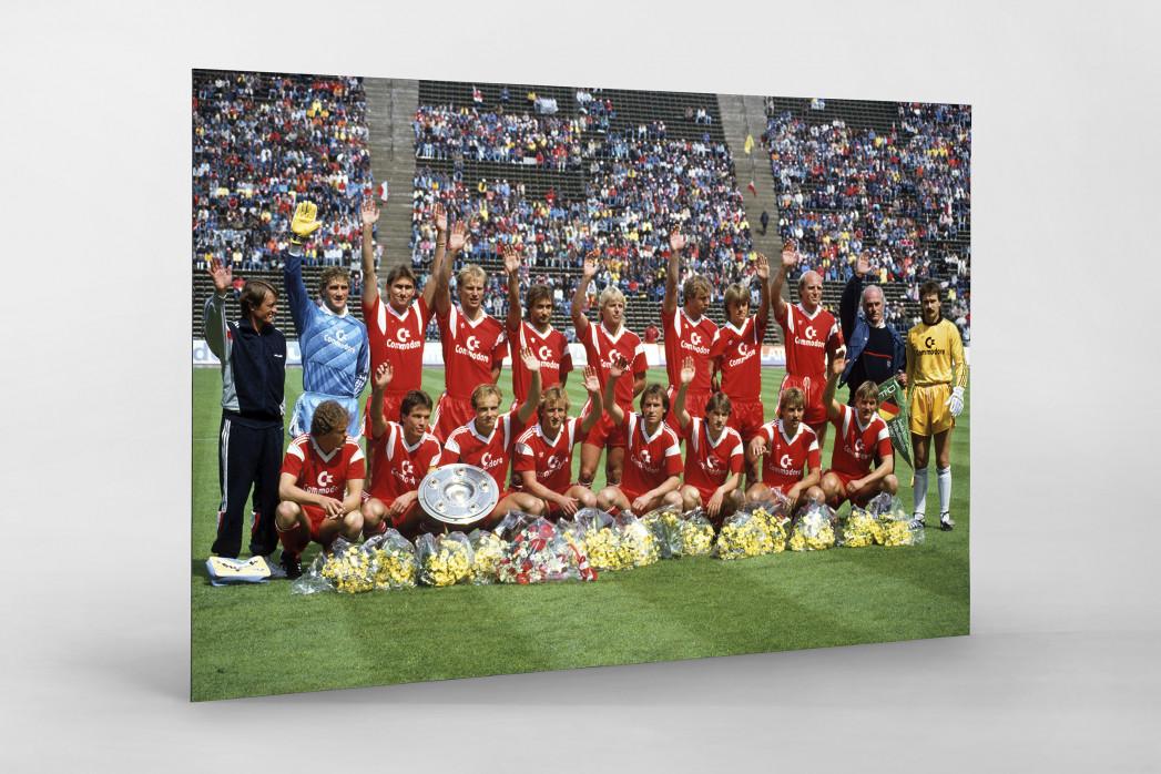 München 1987 als auf Alu-Dibond kaschierter Fotoabzug