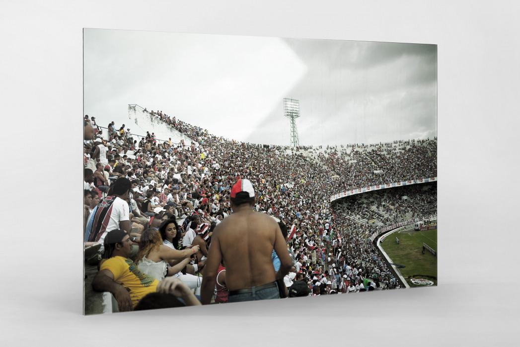 Im Estádio do Arruda als Direktdruck auf Alu-Dibond hinter Acrylglas