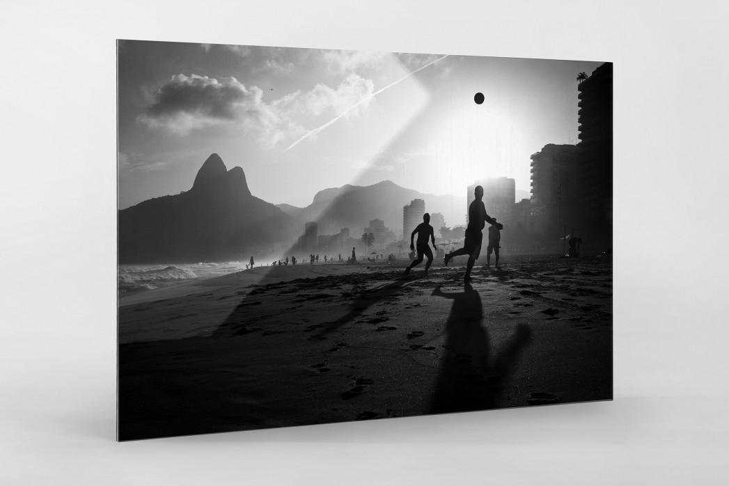 The Boys from Ipanema als Direktdruck auf Alu-Dibond hinter Acrylglas