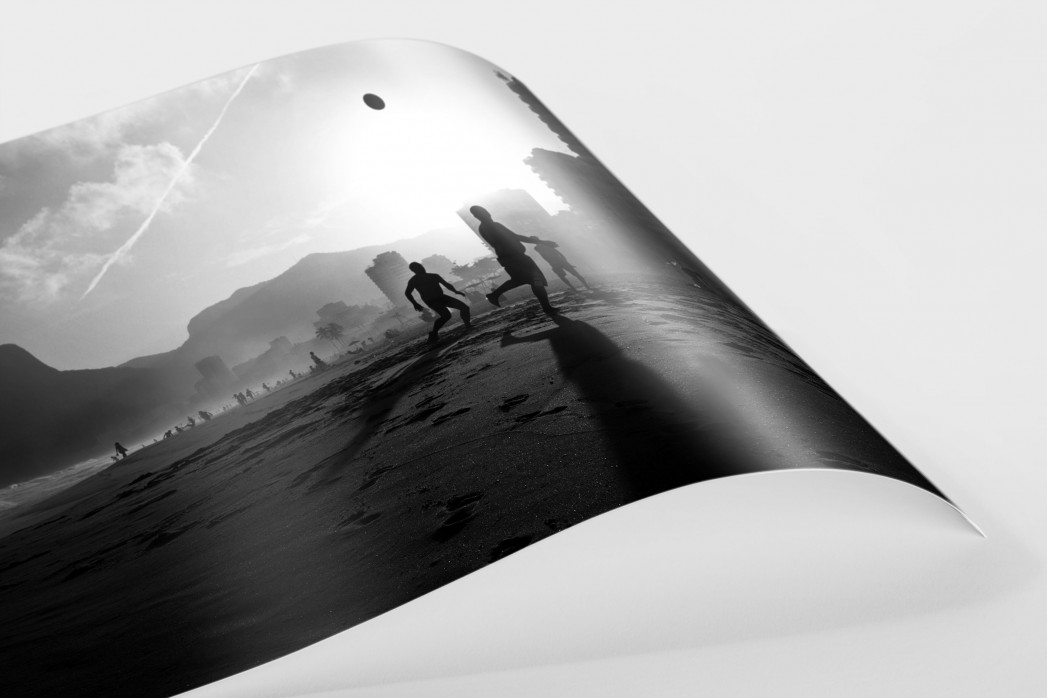 The Boys from Ipanema als FineArt-Print