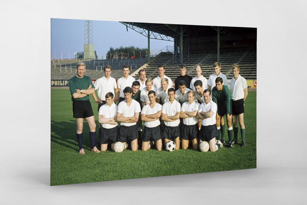 Münster 1967/68 als auf Alu-Dibond kaschierter Fotoabzug