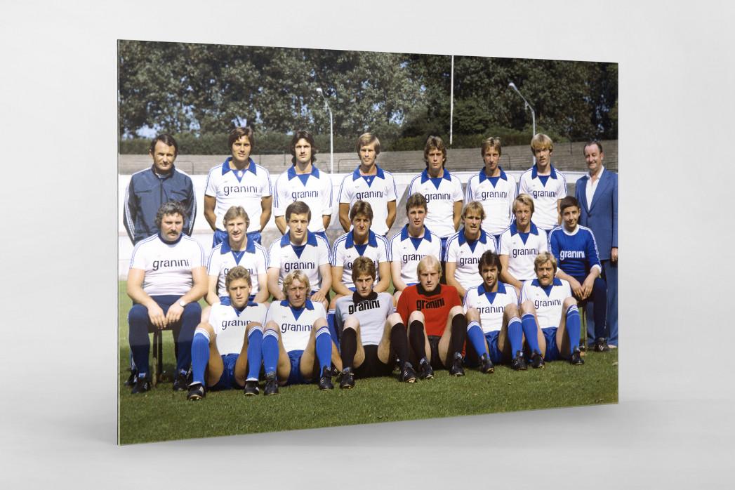 Bielefeld 1978/79 als Direktdruck auf Alu-Dibond hinter Acrylglas