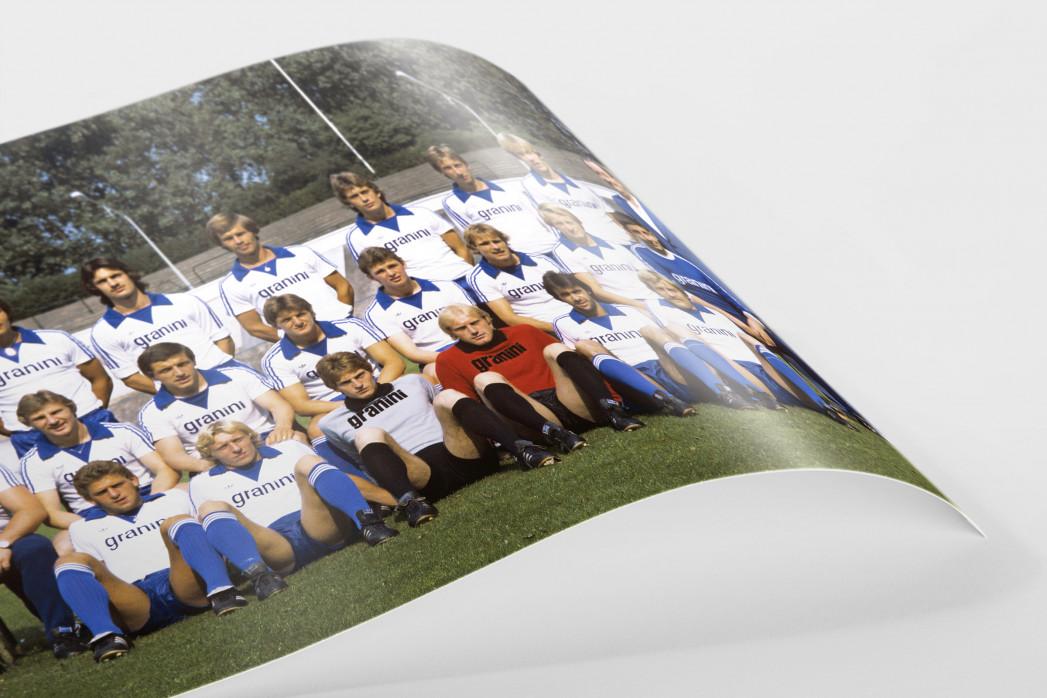Bielefeld 1978/79 als FineArt-Print