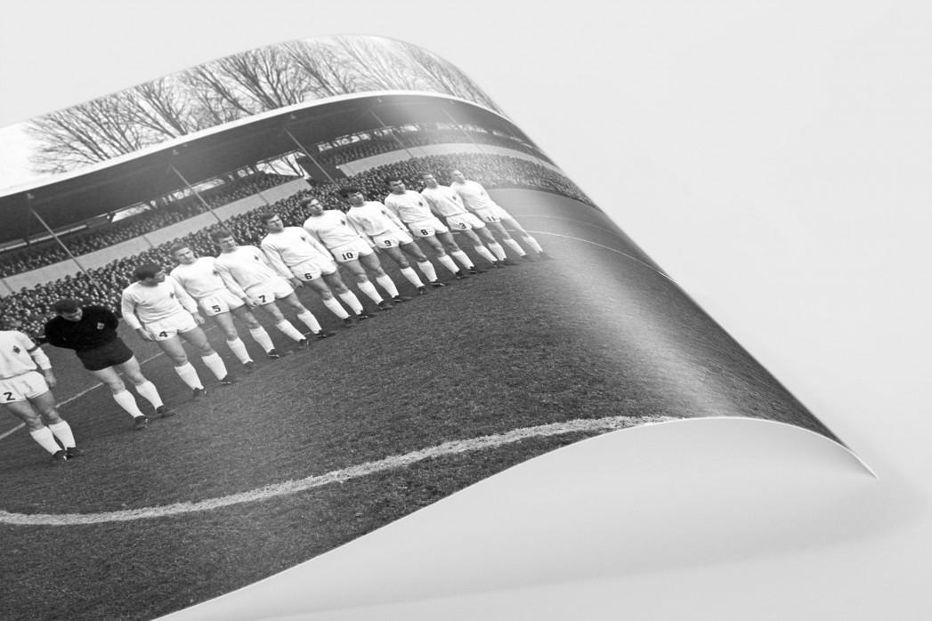 M'gladbach im »Rote Erde« als FineArt-Print
