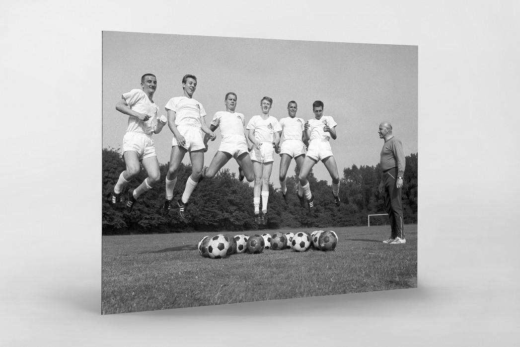 Köln 1964 als auf Alu-Dibond kaschierter Fotoabzug