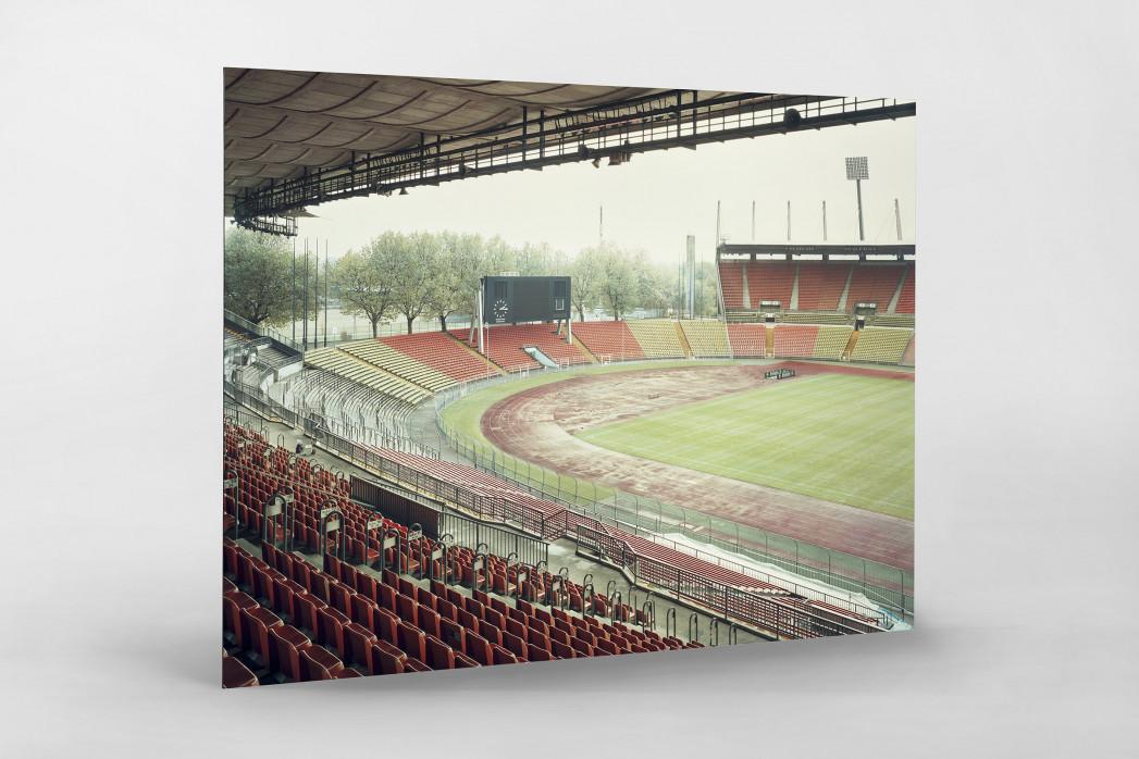 Witness Of Glory Times: Düsseldorf als auf Alu-Dibond kaschierter Fotoabzug