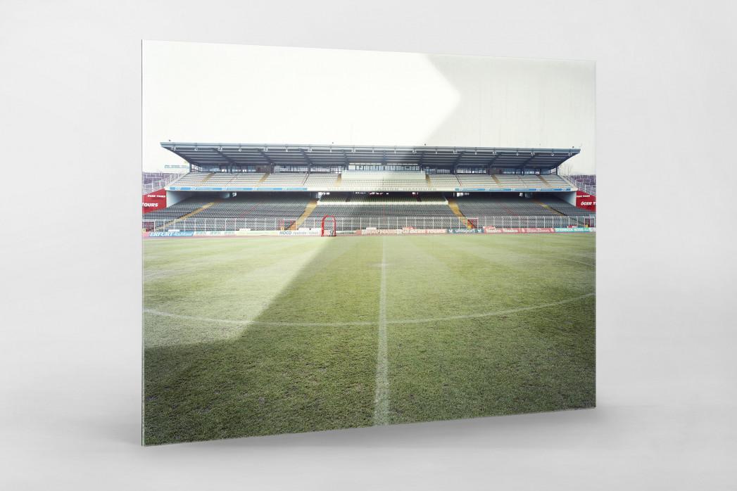 Witness Of Glory Times: Hamburg (1) als Direktdruck auf Alu-Dibond hinter Acrylglas