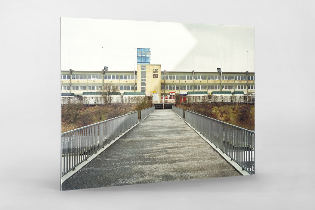 Witness Of Glory Times: Hamburg (4) als Direktdruck auf Alu-Dibond hinter Acrylglas