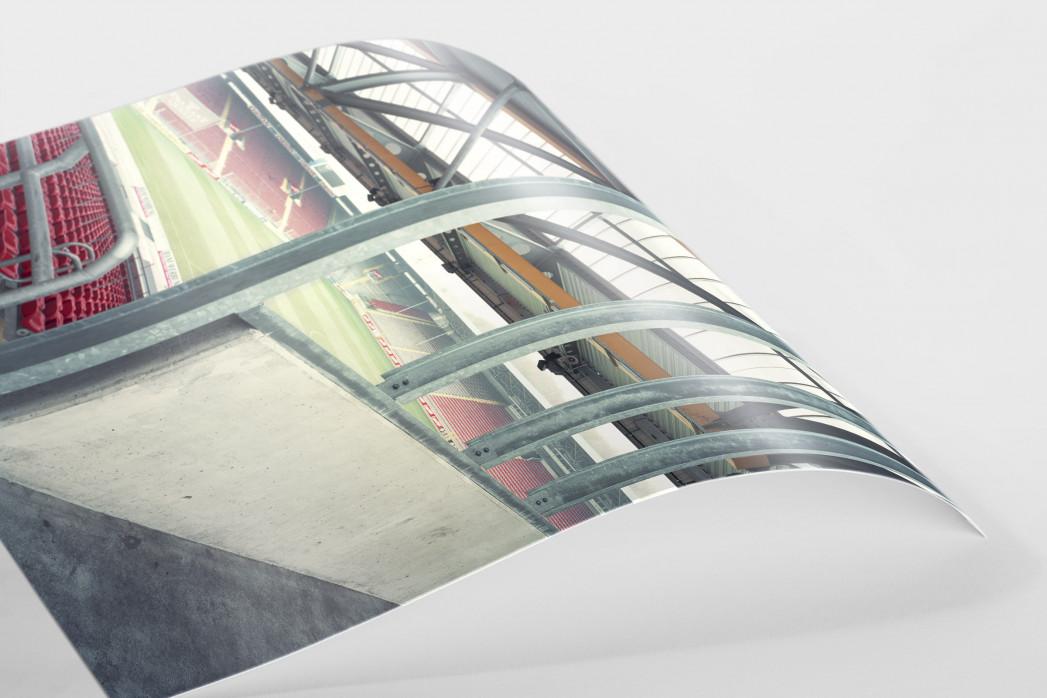 Witness Of Glory Times: Kaiserslautern als FineArt-Print