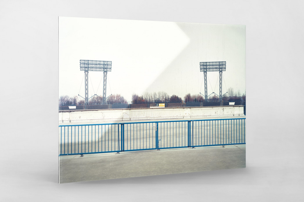 Witness Of Glory Times: Leipzig (2) als Direktdruck auf Alu-Dibond hinter Acrylglas