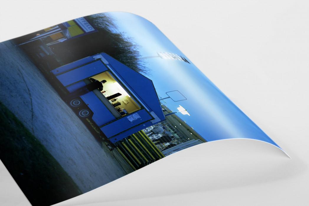 Imbisswagen  als FineArt-Print