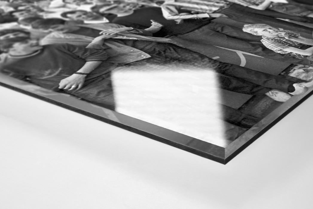 Braunschweig feiert (1) als Direktdruck auf Alu-Dibond hinter Acrylglas (Detail)