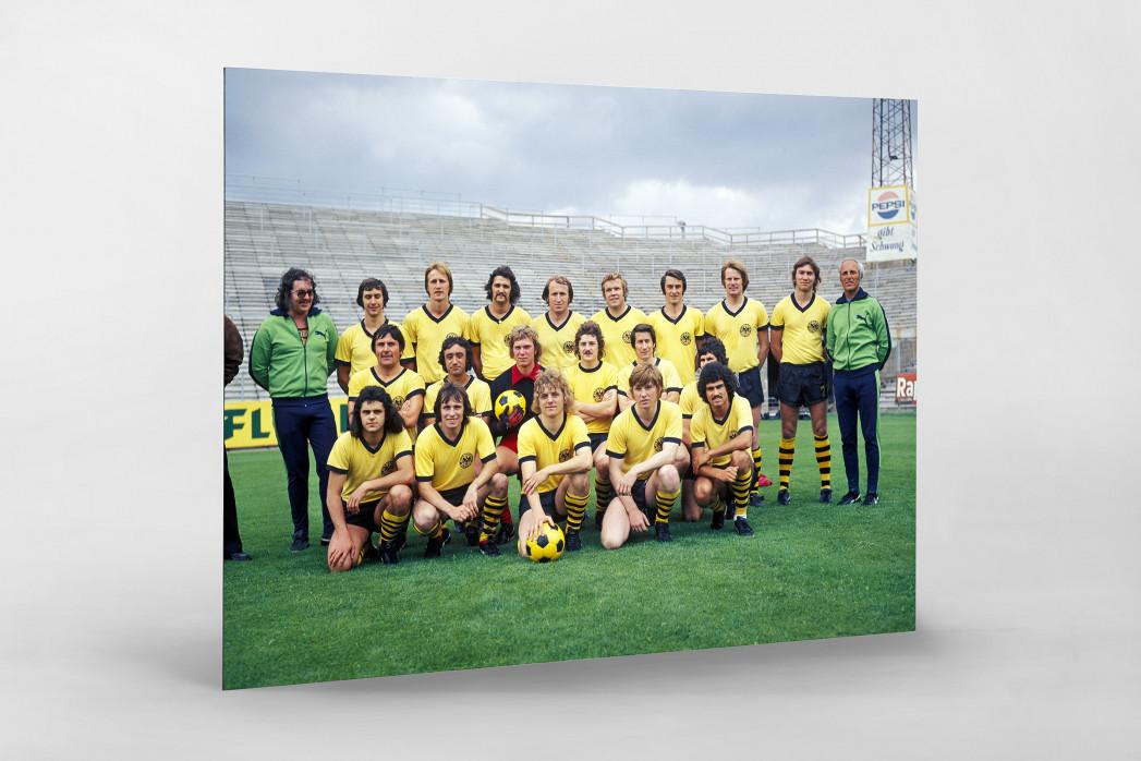 Aachen 1974/75 als auf Alu-Dibond kaschierter Fotoabzug