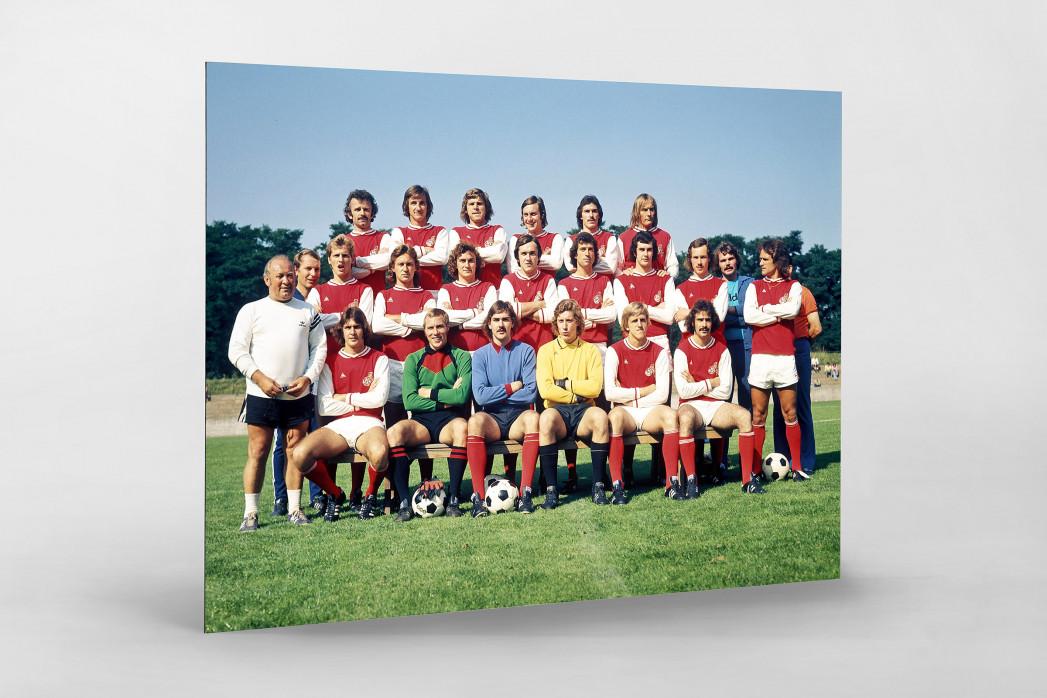 Köln 1974/75 als auf Alu-Dibond kaschierter Fotoabzug