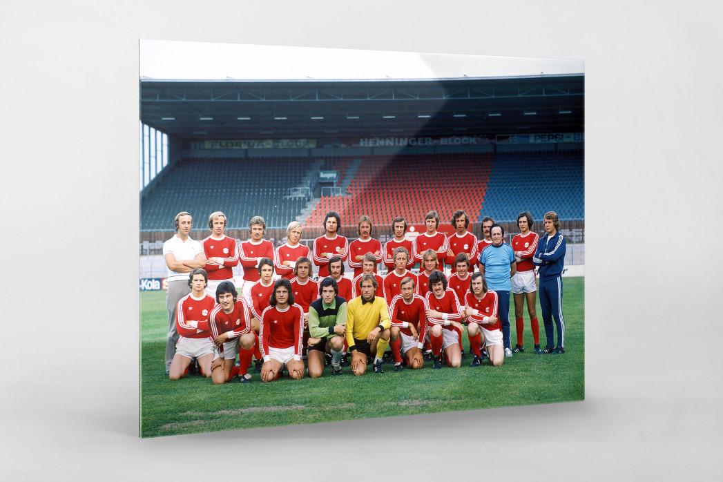 Offenbach 1975/76 als Direktdruck auf Alu-Dibond hinter Acrylglas