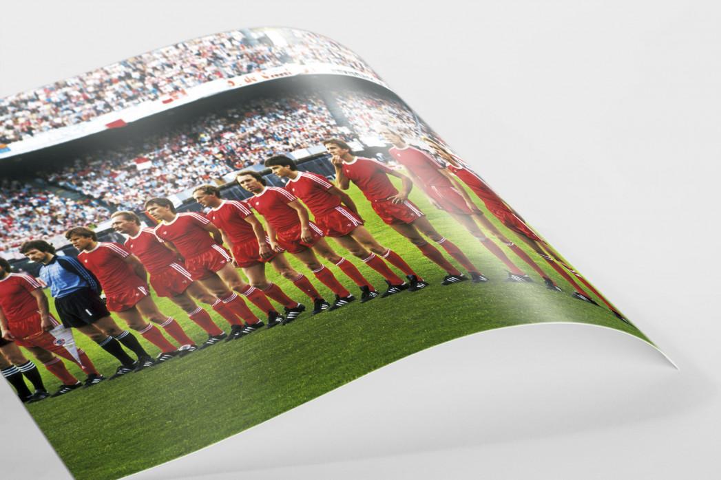 München im De Kuip als FineArt-Print