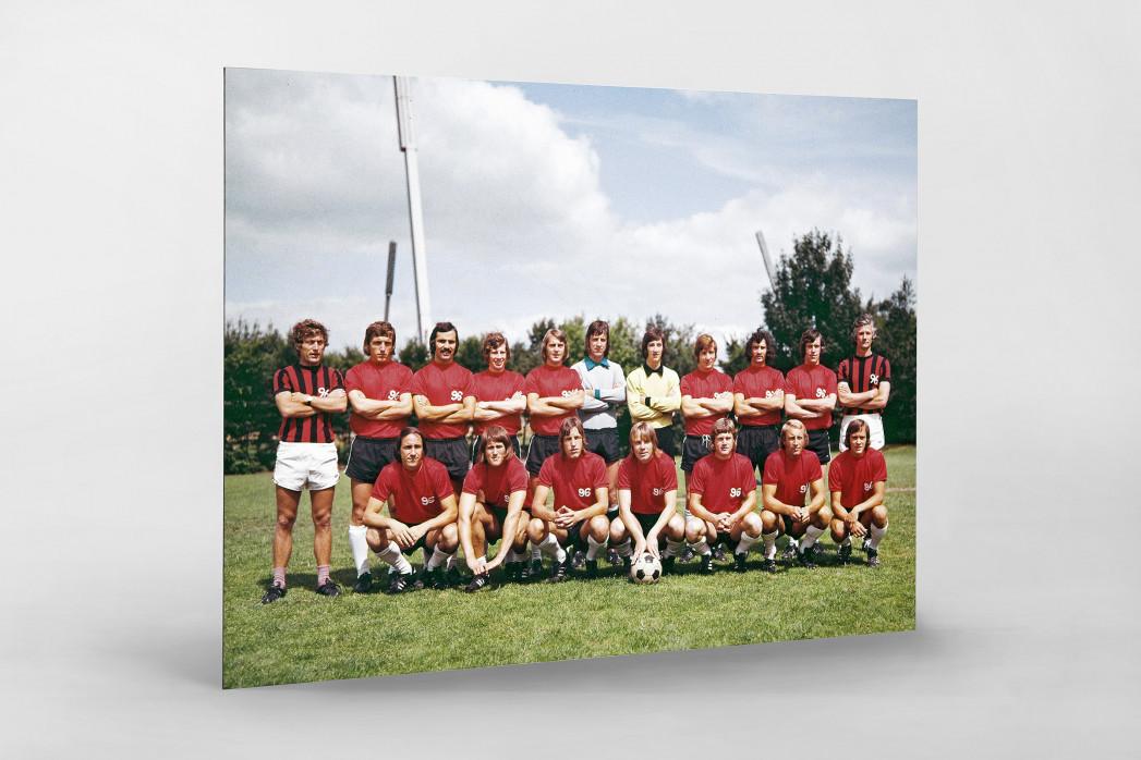 Hannover 1972/73 als auf Alu-Dibond kaschierter Fotoabzug