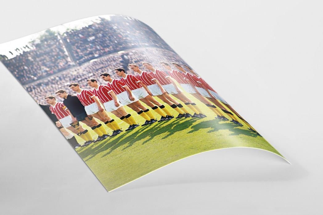Aachen im Pokalfinale als FineArt-Print