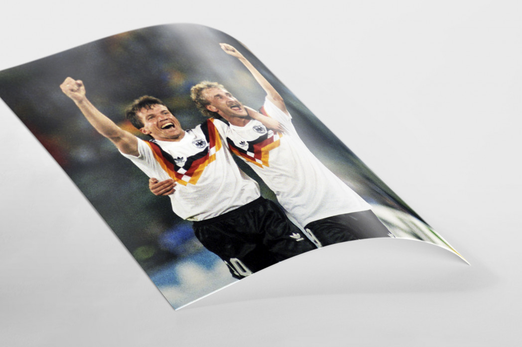 Lothar und Rudi als FineArt-Print