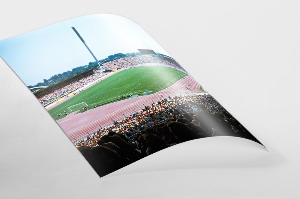 Niedersachsenstadion 1974 als FineArt-Print