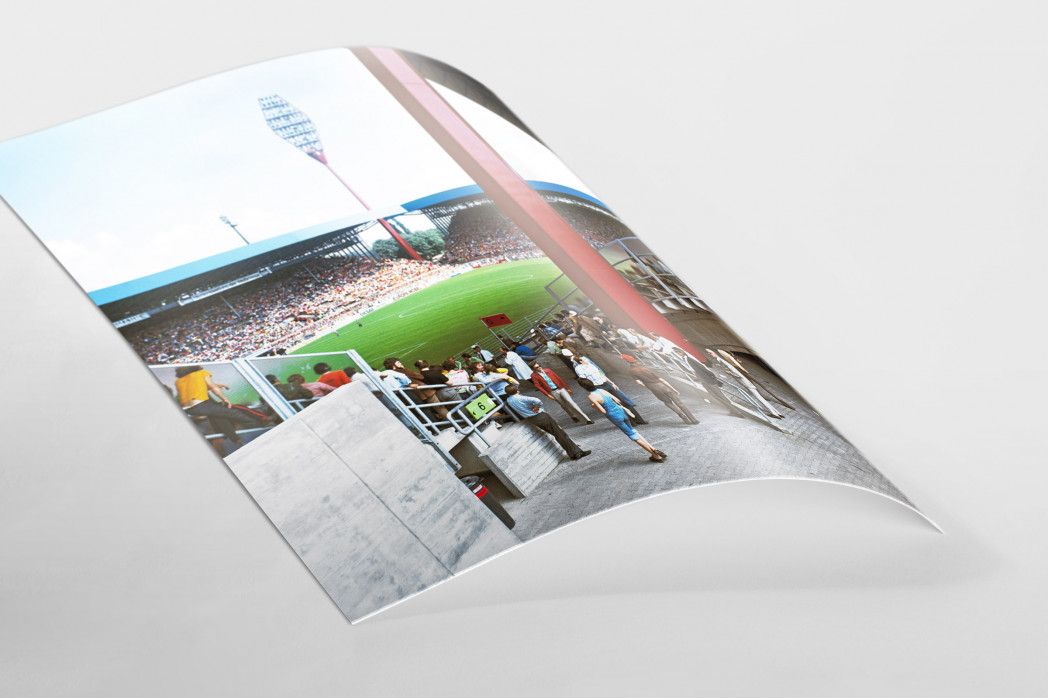 Westfalenstadion 1974 als FineArt-Print