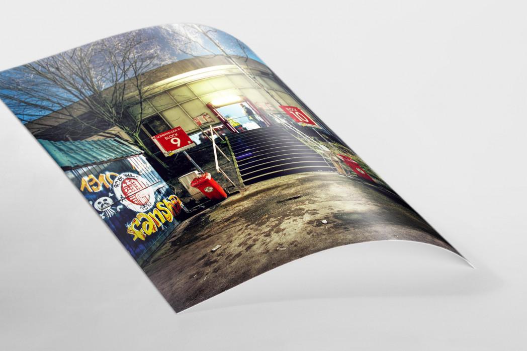 Millerntor Block 9-10 als FineArt-Print