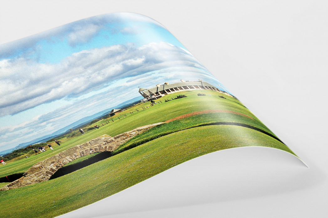 Old Course als FineArt-Print