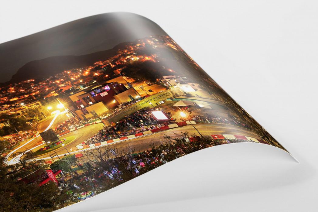 Rallye Mexico (2) als FineArt-Print