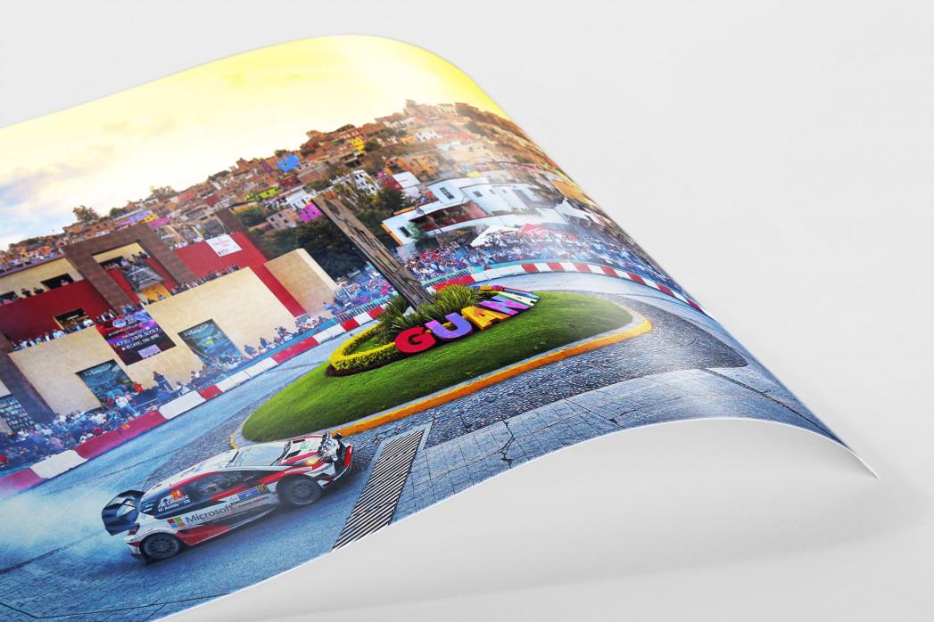 Rallye Mexico (4) als FineArt-Print