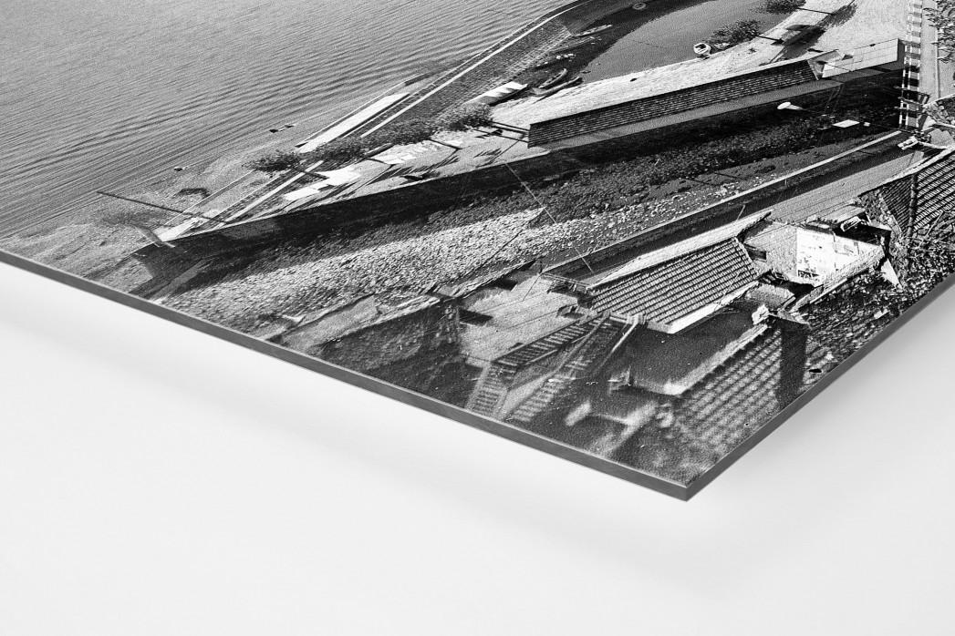Lombardei-Rundfahrt 1961 als auf Alu-Dibond kaschierter Fotoabzug (Detail)