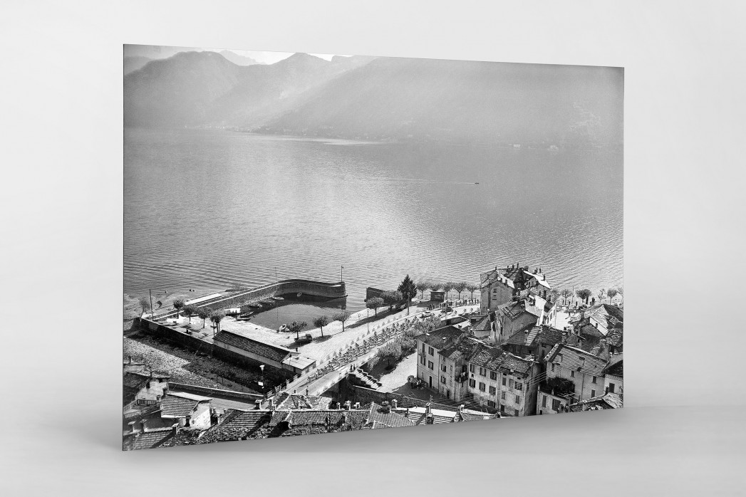 Lombardei-Rundfahrt 1961 als auf Alu-Dibond kaschierter Fotoabzug