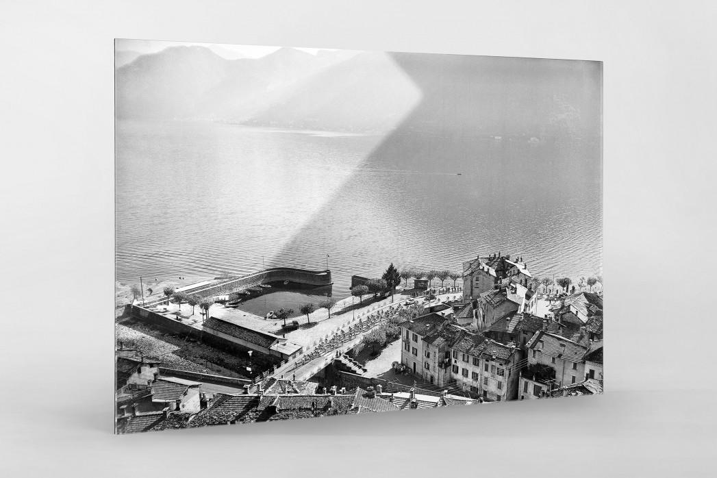Lombardei-Rundfahrt 1961 als Direktdruck auf Alu-Dibond hinter Acrylglas