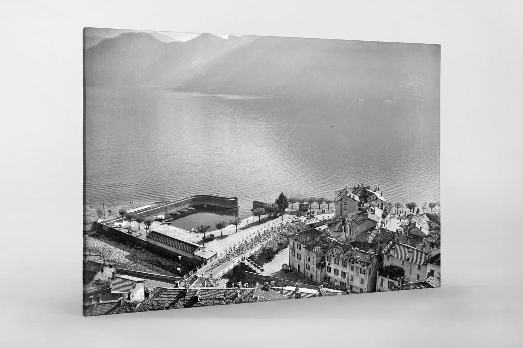 Lombardei-Rundfahrt 1961 als Leinwand auf Keilrahmen gezogen