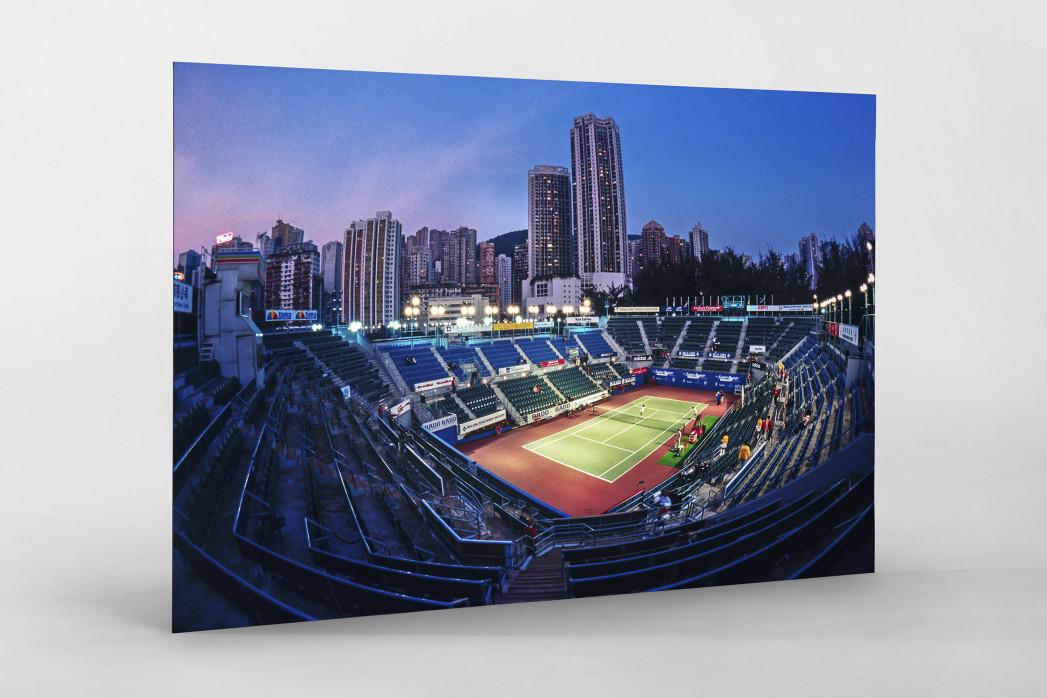 Centre Court in Hongkong als auf Alu-Dibond kaschierter Fotoabzug