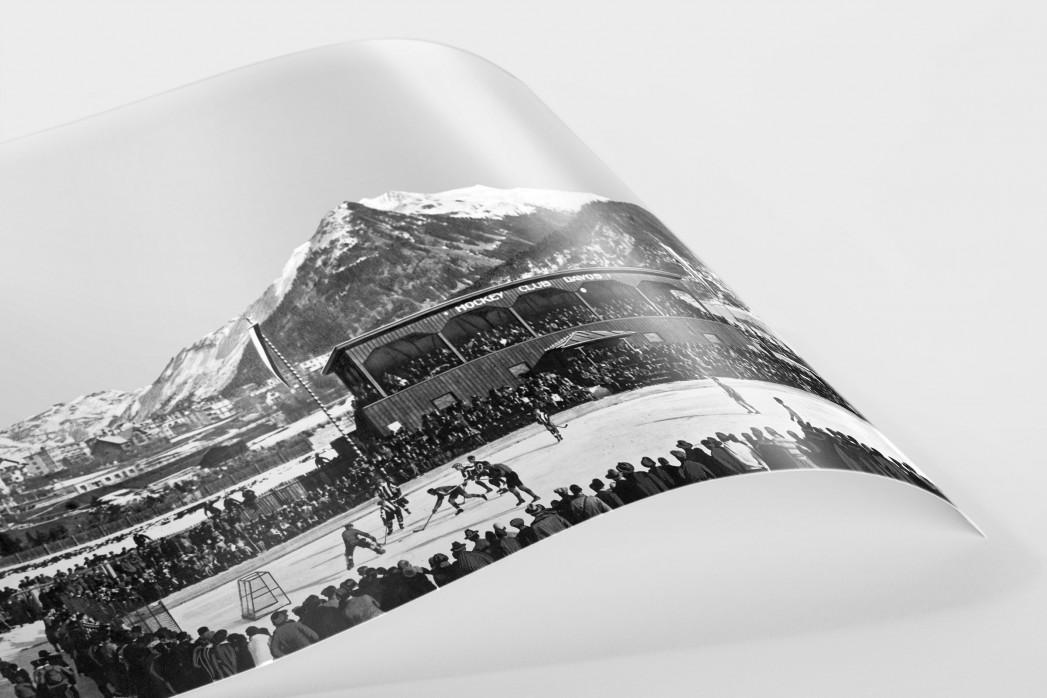 Hockey Club Davos als FineArt-Print
