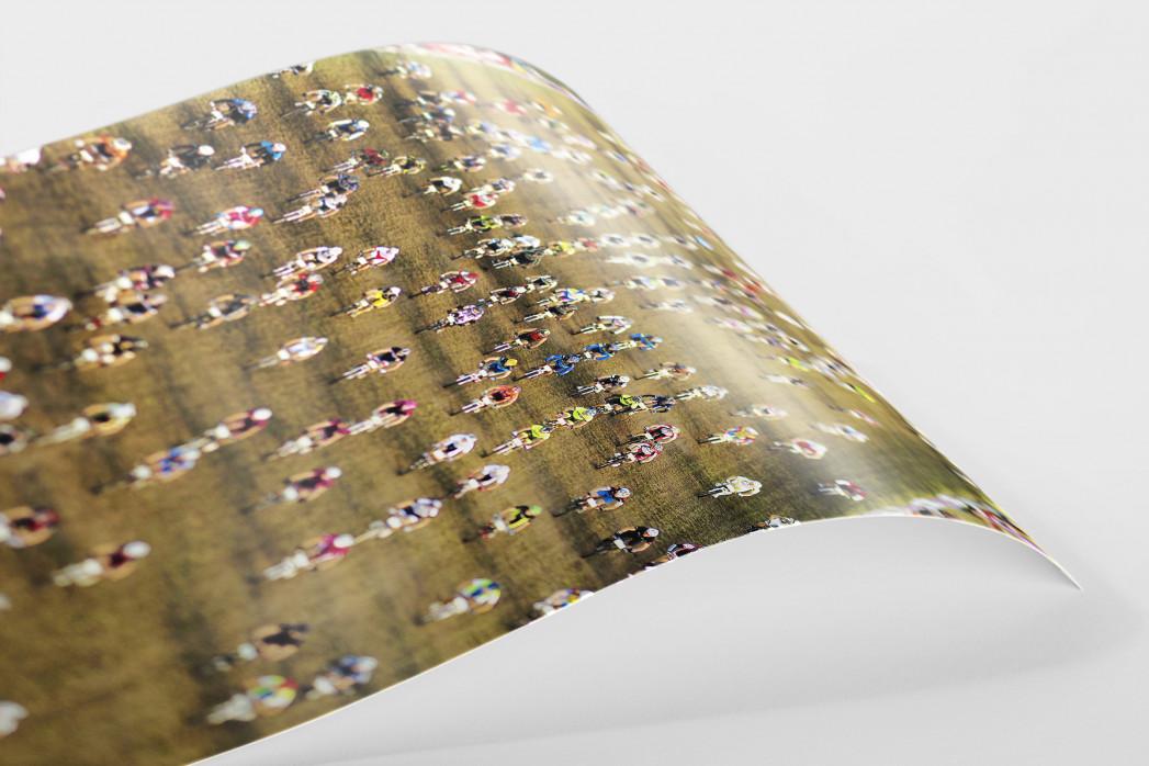 Start beim Roc d'Azur als FineArt-Print